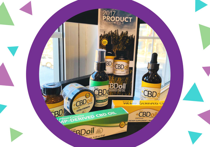 CBD Oil By CV Sciences